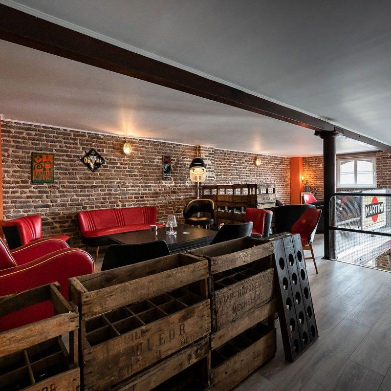 Le Pressoir Gembloux bar à vin et lieu de réception